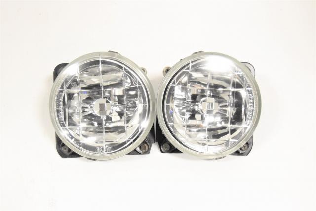 Used JDM Bugeye 2002-2003 WRX STi GDB OEM Foglights for Sale