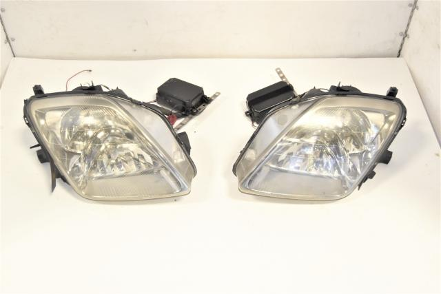 Used Honda Prelude 1997-2001 BB6 JDM Headlight Assembly for Sale