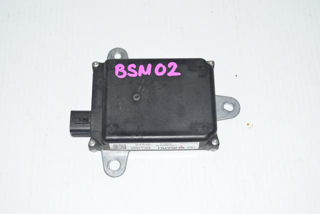 Used JDM Subaru VA WRX, STi, Forester, Crosstrek Blind Spot Monitor Radar Module for Sale 87611VA020