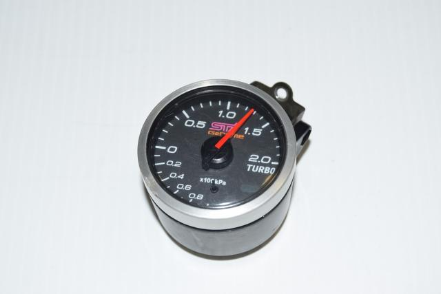 Used JDM Subaru Genome STi 52mm Metric Boost Gauge for Sale