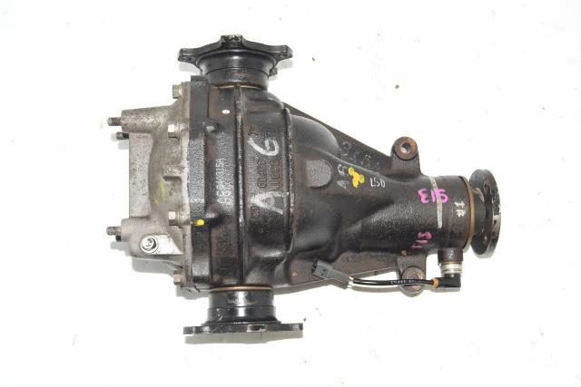 Used Nissan 240SX S13 Non-LSD 38311-40F10 Rear Differential for Sale with ABS Sensor