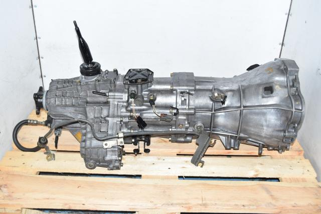 Used JDM Nissan Skyline R32 GTR AWD 5-Speed RB26 Transmission for Sale