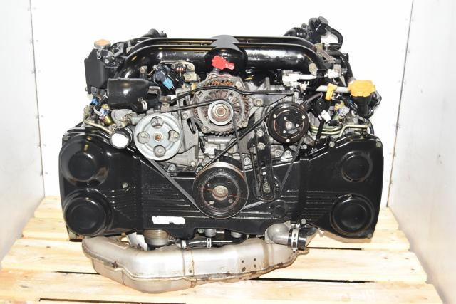 Used JDM Subaru Legacy 2004-2005 EJ20X DOHC Dual-AVCS Twin Scroll Engine Swap for Sale