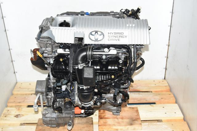 Used JDM 2010-2015 Toyota Prius 2ZR 1.8L Hybrid Engine for Sale X2ZR-W20