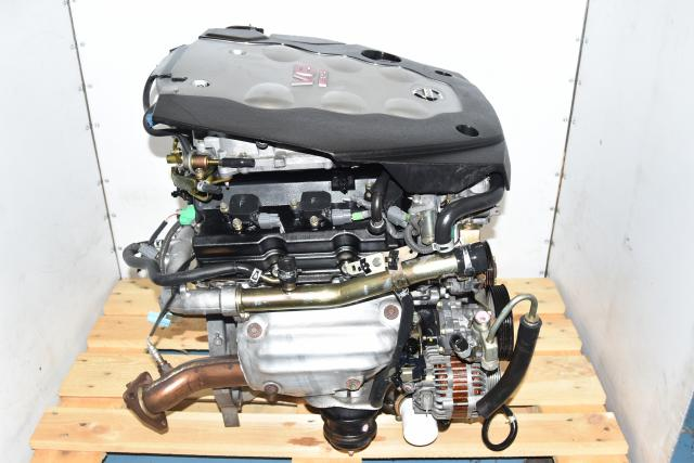 Used JDM Nissan Pathfinder v6 VQ35 3.5L Infiniti G35 / 350Z 03-06 Engine Swap for Sale