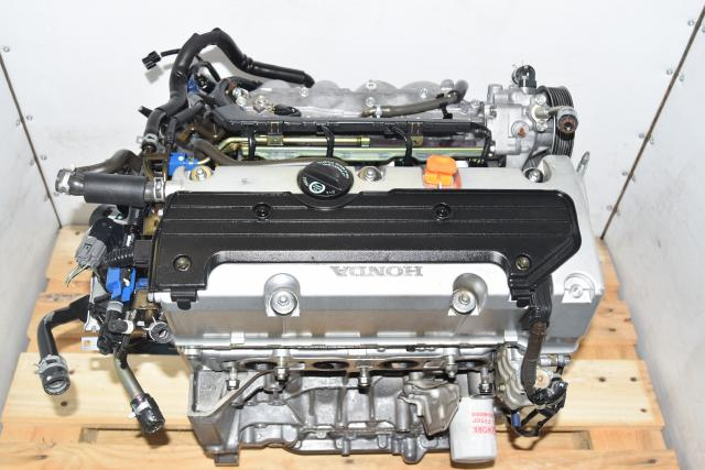 Used JDM Honda Accord / Odyssey 2003-2008 K24A 2.4L i-VTEC Engine with RAA Intake