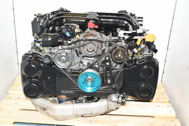 Used Subaru 2.0L Replacement JDM Forester XT / Legacy GT 2.0L Dual-AVCS & Twin Scroll DOHC Turbocharged EJ20X Engine for Sale