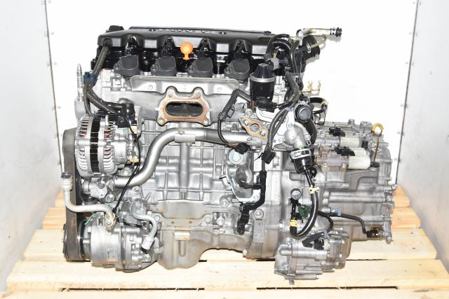 Used JDM Honda Civic R18A 2006-2011 1.8L Engine with Automatic SXEA Transmission for Sale, R18A2 Engine Package