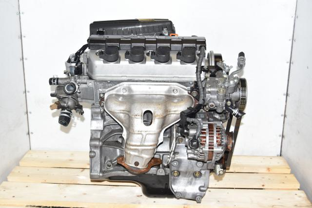 Used Honda Civic 2001-2005 1.7L Replacement D17A VTEC JDM Engine for Sale