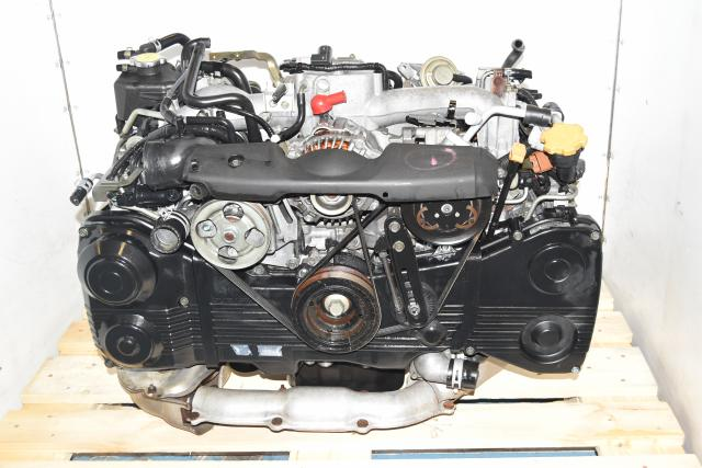 Used AVCS Subaru EJ205 WRX 2002-2005 Replacement DOHC TD04 Turbocharged Engine for Sale