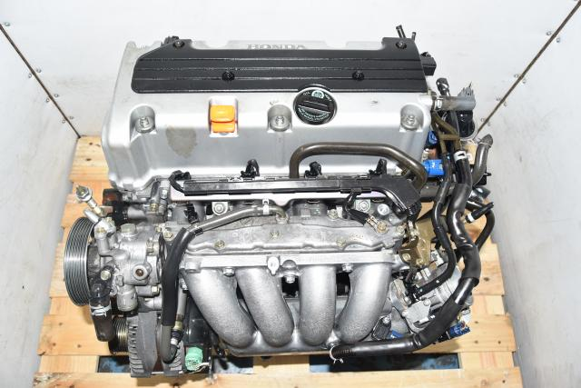 Used Honda Accord & Odyssey 03-08 2.4L DOHC i-VTEC Replacement K24A Engine