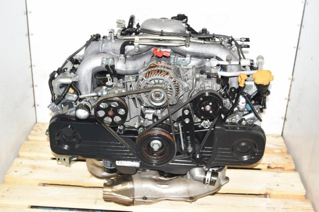 Used Subaru Impreza RS/TS, Legacy, Outback & Forester NA SOHC EJ253 2.5L AVLS Replacement EGR Engine