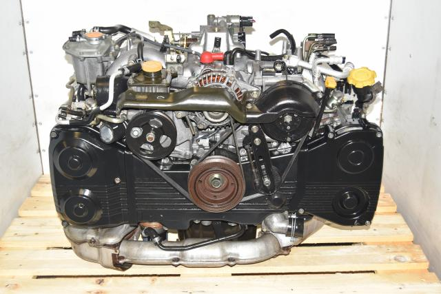 Used Subaru DOHC Non-AVCS 2.0L WRX JDM 2002-2005 TD04 Turbo Engine