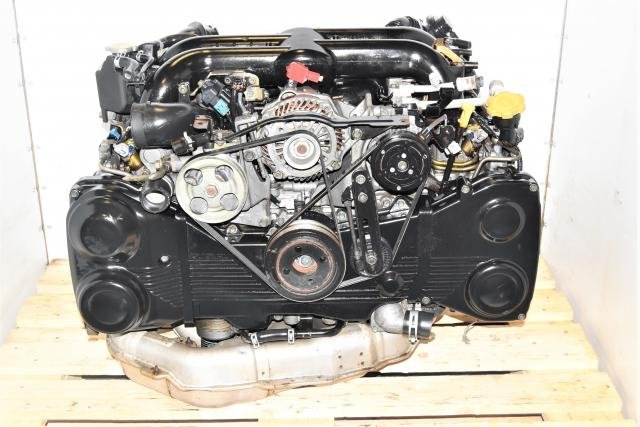 Used Subaru EJ20X 2.0L Replacement DOHC Dual-AVCS & Twin Scroll Legacy GT 2004-2005 Engine