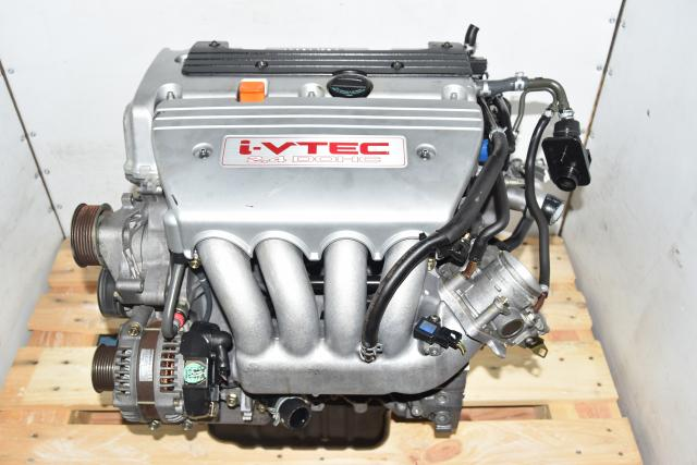 Used Honda K24 2.4L Accord / Odyssey 04-08 i-VTEC Replacement RBB Engine Swap for Sale