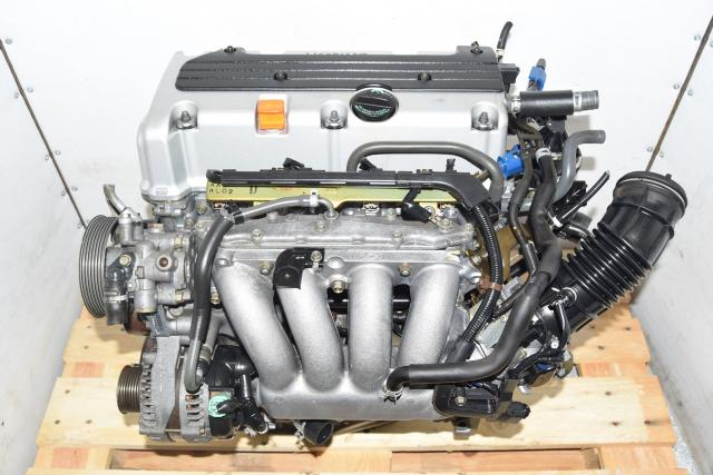 Used JDM Honda 2003-2006 Accord 2.4L K24A Replacement i-VTEC Engine