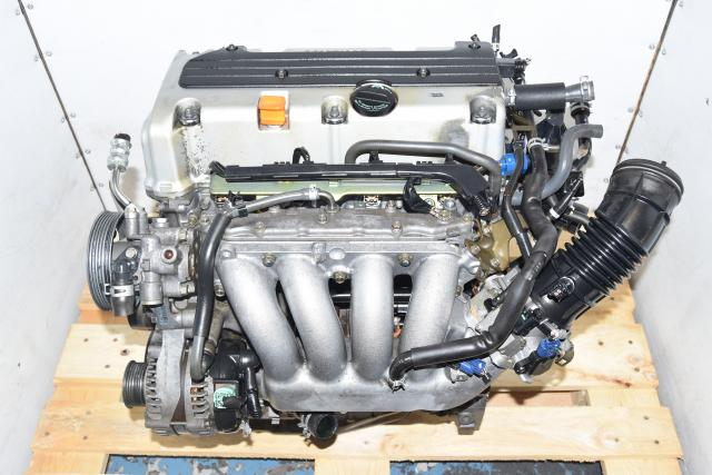 Replacement Used Honda Accord Engine, 2002-2006 JDM K24A i-VTEC Motor