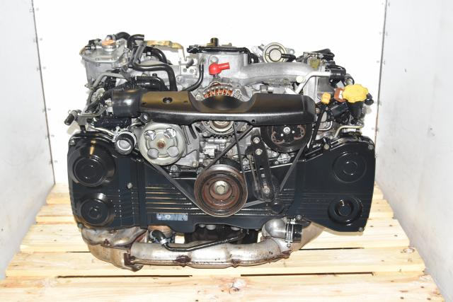 Used JDM Subaru WRX 2.0L AVCS Engine with TD04 Turbocharger for Sale