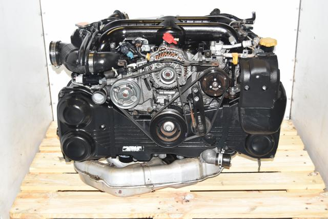 Used Subaru EJ20X 2008-2014 Legacy GT, WRX DOHC Dual AVCS & Twin Scroll 2.0L Replacement Engine