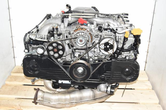 Used JDM 2.0L Replacement EJ203 Engine for USDM 2.5L EJ253 Non-AVLS Naturally Aspirated SOHC 2L Motor For Sale