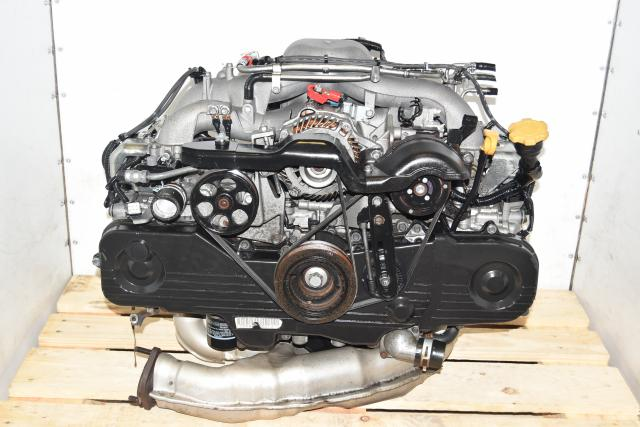 JDM 2004 2.0L Impreza RS 2004 SOHC Non-Turbo Replacement Subaru 2L EJ203 Engine For Sale