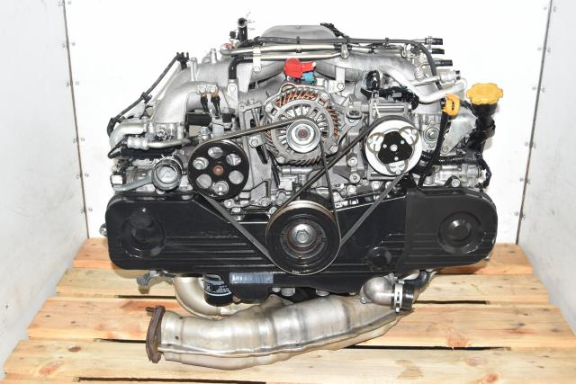 Used Subaru 2L SOHC Impreza Replacement EJ203 Engine for USDM 2.5L Naturally Aspirated RS / TS 2004 2.5L Engine