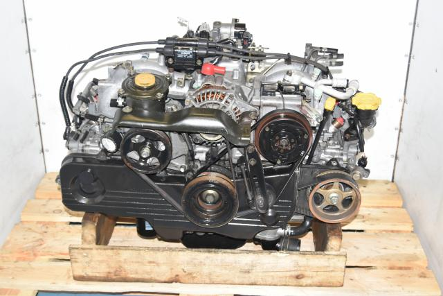 Used Impreza SOHC 2L Engine for Sale, JDM EJ201 Replacement NA Motor for Forester / Legacy 1999-2003