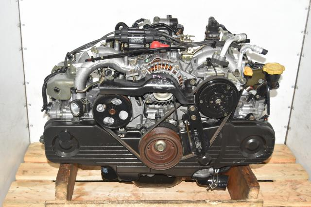 Used Subaru SOHC 2.0L NA Motor for Sale, JDM Impreza RS, Forester, Legacy 1999-2003 Engine