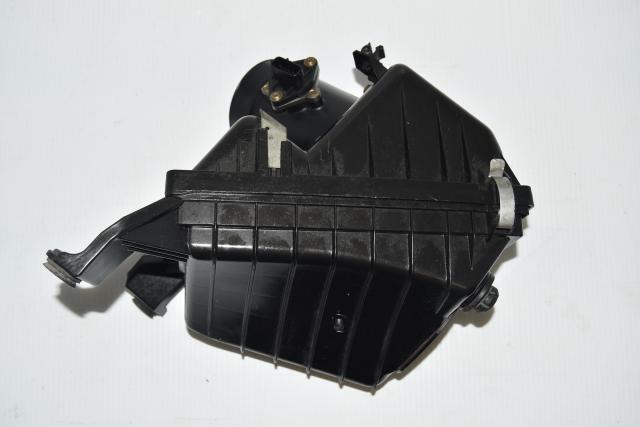 Used OEM Subaru Type-RA GC8 Version 6 1998-1999 Airbox with MAF for Sale