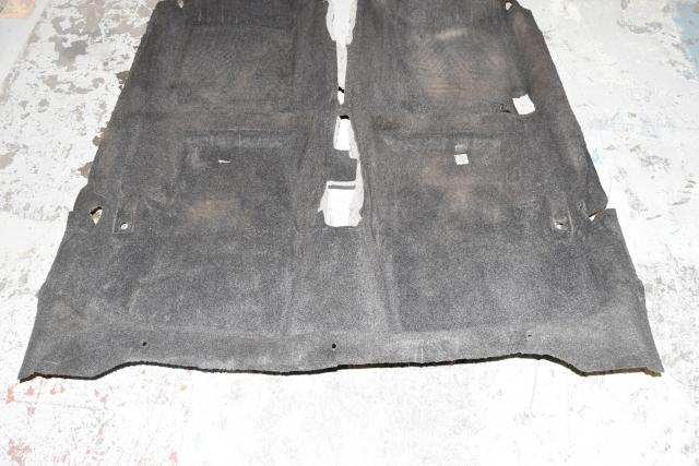 Used JDM OEM RHD Version 6 GC8 Type-RA STi Interior Floor Carpet For Sale