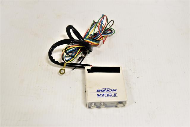 Used JDM Billion VFC-2 Advanced Electric Variable Fan Controller