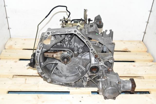 Used JDM Honda 4x4 CR-V Manual SBXM Replacement B20B B20Z 1996-2001 AWD Transmission for Sale