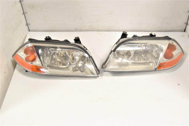 Used JDM Acura MDX Replacement OEM 2001-2003 Headlights for Sale