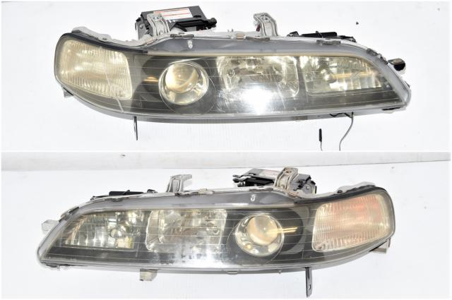 Used JDM Acura HID DC2 Type-R Integra 1994-2001 Headlight Assembly for Sale