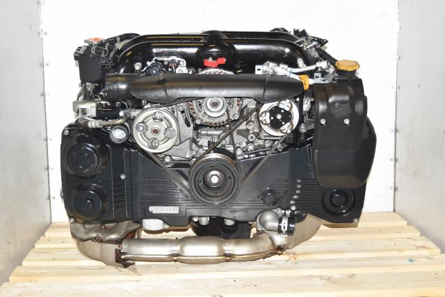 Used JDM 2.0L EJ205 Replacement Single Scroll & Single AVCS WRX 2006-2014* Engine for USDM 2.5L EJ255 DOHC Motor