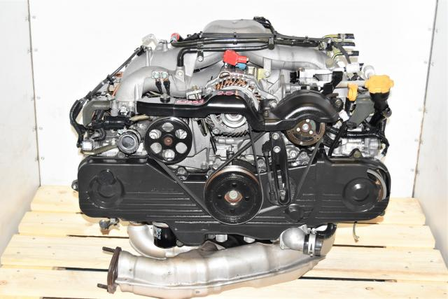 Used Subaru EJ253 2.5L Non-Turbo Impreza RS / TS 2004-2005 EGR Non-AVLS Engine
