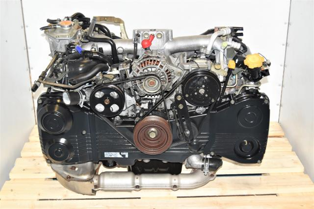 JDM Replacement 2.0L WRX 2002-2005  AVCS DOHC TF035 Turbocharged EJ205 Engine