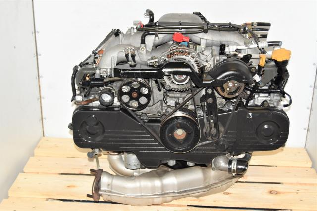 Used JDM Subaru 2.5L Impreza RS SOHC Non-Turbo EJ253 2004-2005 Engine for Sale