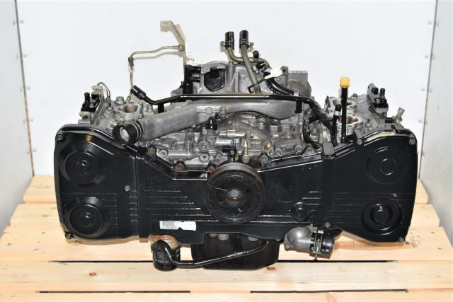 Used JDM WRX 2002-2005 2.0L DOHC Long Block EJ205 Motor