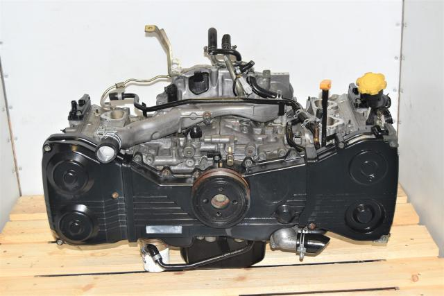 Replacement Subaru WRX EJ205 2.0L DOHC 2002-2005 Engine Long Block