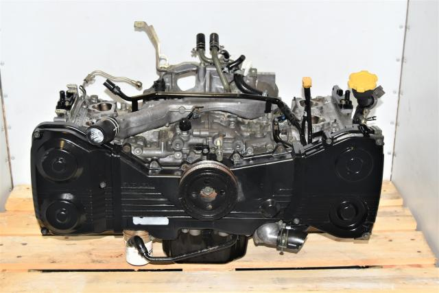 Used Subaru 2.0L DOHC Long Block WRX 2002-2005 Replacement JDM Engine