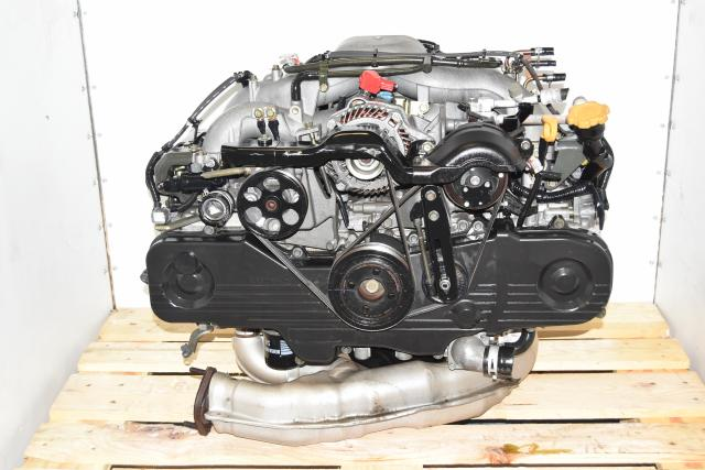 Used Subaru EJ253 2.5L Impreza RS / TS Non-Turbo NA Engine Replacement 2004-2005 with EGR