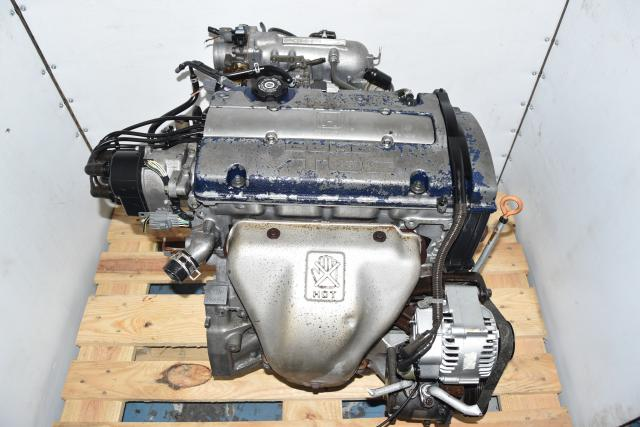 Used JDM Honda Prelude 2.3L H23A DOHC OBD1 BB4 Replacement Engine for Sale