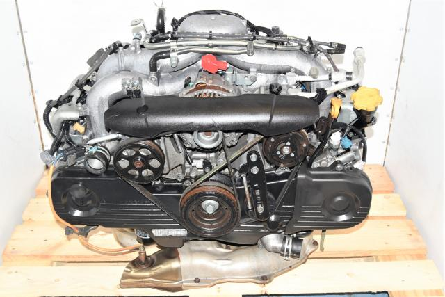 Used Subaru JDM Impreza RS 2.5L SOHC NA EJ253 AVLS Engine for Sale
