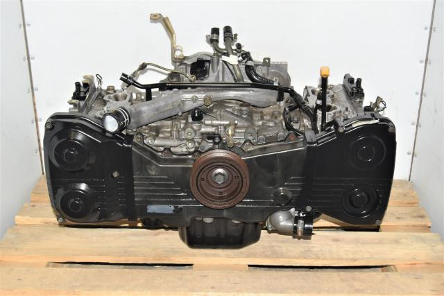 Used JDM Subaru EJ205 DOHC 2.0L WRX 2002-2005 Replacement Long Block