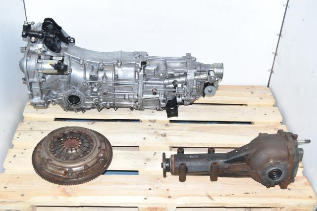 Used Subaru Replacement Impreza, WRX 5-Speed Manual 2008-2014 4.11 Transmission Package