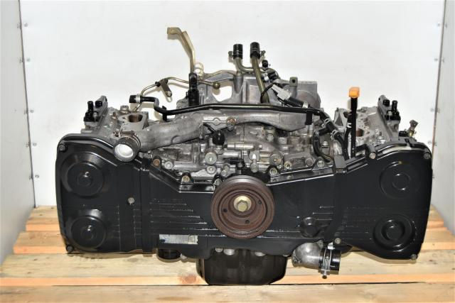 Used Subaru JDM EJ205 Replacement Long Block WRX 2002-2005 DOHC Engine