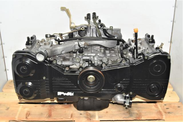 Used Subaru JDM DOHC WRX EJ205 2002-2005 2.0L Long Block Engine for Sale