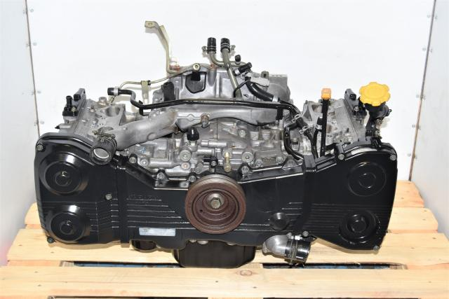 Used JDM WRX GDA GGA EJ205 Replacement Long Block 2002-2005 Engine for Sale