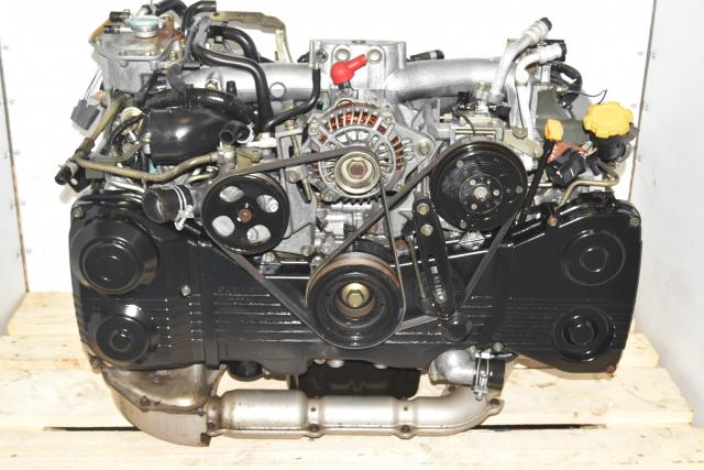 Used Subaru EJ205 2.0L WRX EJ205 2002-2005 Replacement TGV Delete TF035 Turbocharged Engine